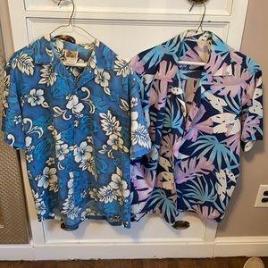 Authentic Hawaiian shirts